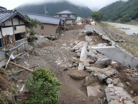 平成21年8月9日の豪雨と災害に強...