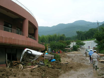 平成21年7月中国・九州北部豪雨...